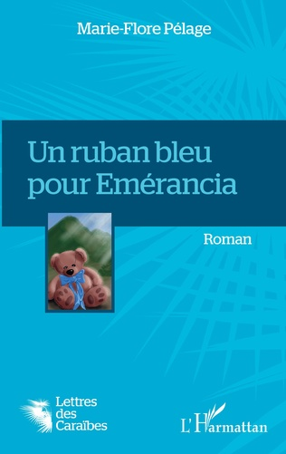 Couverture Un ruban bleu pour Emérancia