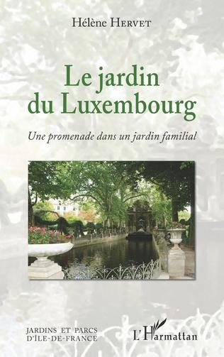 Couverture Le Jardin du Luxembourg