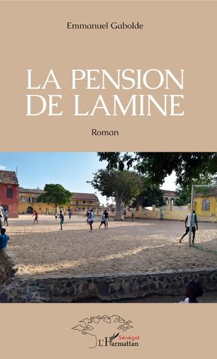 Couverture La pension de Lamine