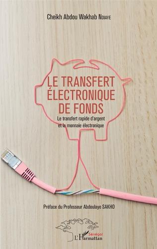 Couverture Le transfert électronique de fonds