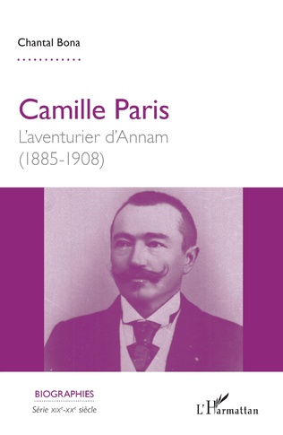 Couverture Camille Paris