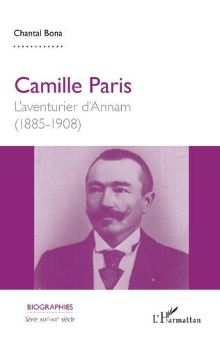 Couverture Camille Paris