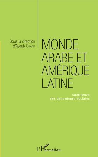 Couverture Monde arabe et Amérique latine