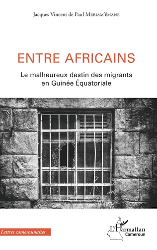 Couverture Entre africains