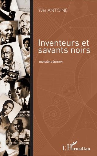 Couverture Inventeurs et savants noirs