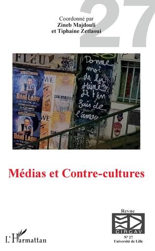 Couverture Médias et Contre-Cultures