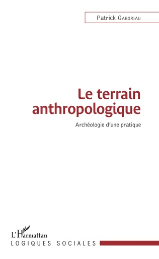 Couverture Le terrain anthropologique