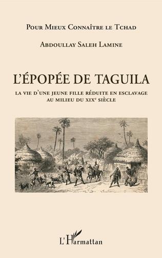 Couverture L'épopée de Taguila