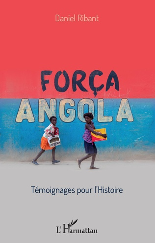 Couverture Força Angola