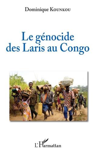 Couverture Le génocide des Laris au Congo