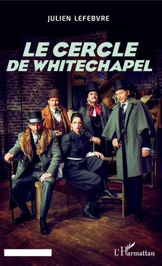 Couverture Le cercle de Whitechapel