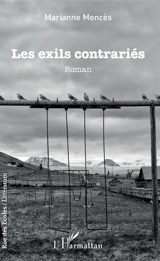 Couverture Les exils contrariés