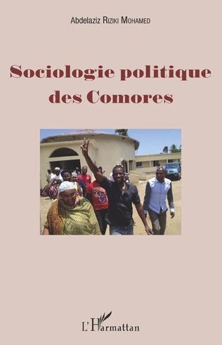 Couverture Sociologie politique des Comores