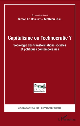 Couverture Capitalisme ou Technocratie ?