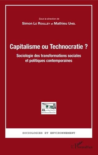 Couverture Capitalisme ou Technocratie ?