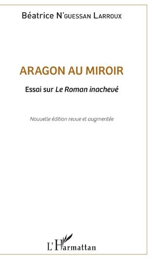 Couverture Aragon au miroir