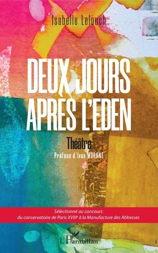 Couverture DEUX JOURS APRES L'EDEN