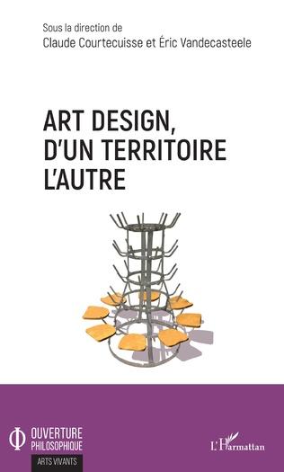 Couverture Art design, d'un territoire à l'autre