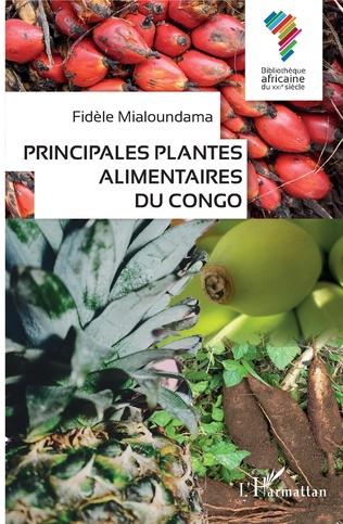 Couverture Principales plantes alimentaires du Congo
