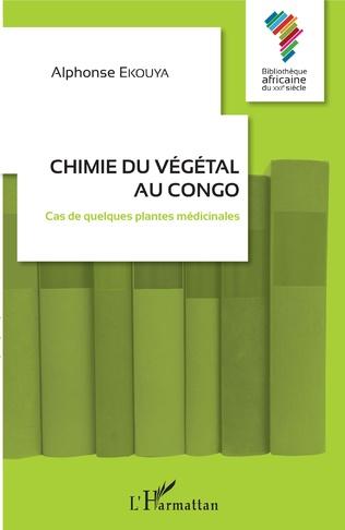 Couverture Chimie du végétal au Congo