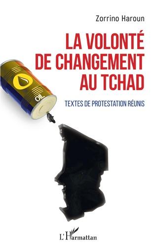 Couverture La volonté de changement au Tchad