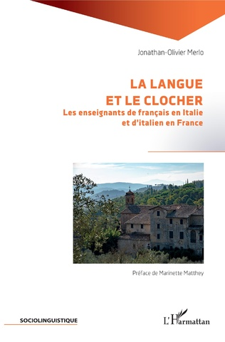 Couverture La langue et le clocher