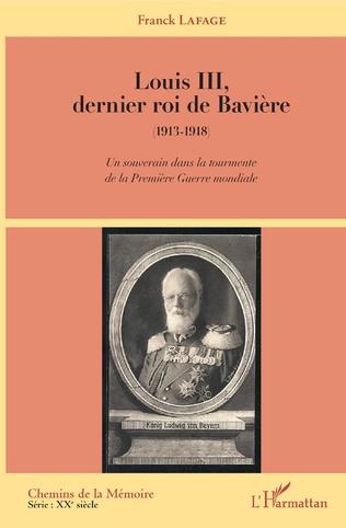 Couverture Louis III, dernier roi de Bavière