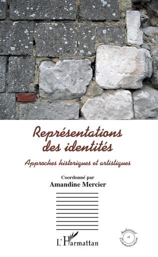 Couverture Représentations des identités