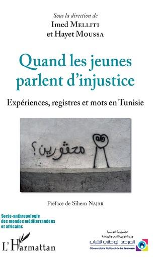 Couverture Dire l'injustice : catégories et lexique