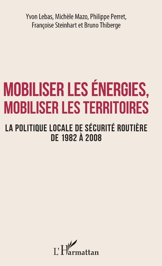 Couverture Mobiliser les énergies, mobiliser les territoires