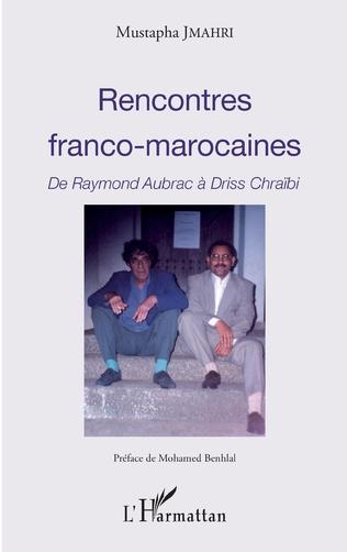 Couverture Rencontres franco-marocaines