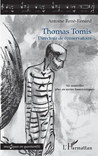 Couverture Thomas Tomis