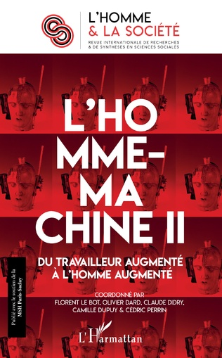 Couverture L'Homme-machine II