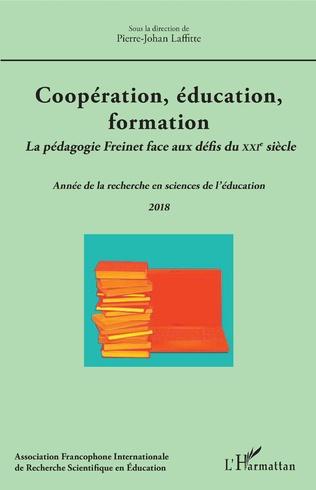 Couverture Coopération, éducation, formation