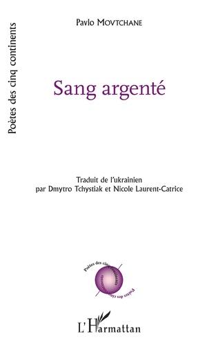 Couverture Sang Argenté