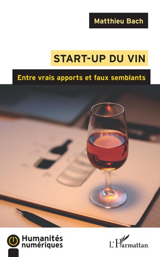 Couverture Start-up du vin