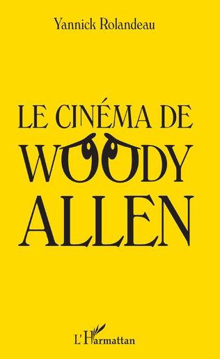 Couverture Le cinéma de Woody Allen