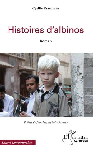 Couverture Histoires d'albinos