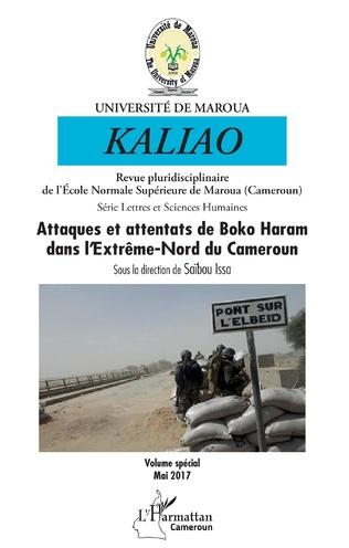 Couverture Attaques et attentats de Boko Haram dans l'Extrême-Nord du Cameroun