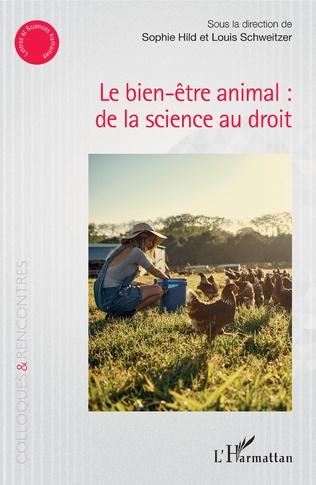 Couverture Le bien-être animal : de la science au droit