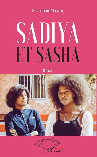 Couverture Sadiya et Sasha