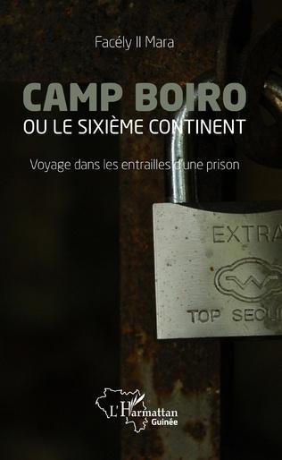 Couverture Camp Boiro ou le sixième continent
