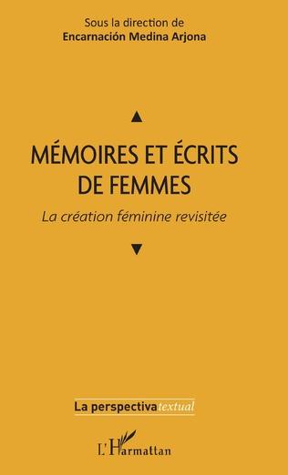 Couverture Mémoires et écrits de femmes