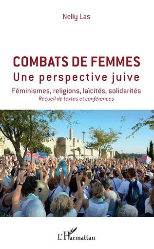 Couverture Combats de femmes