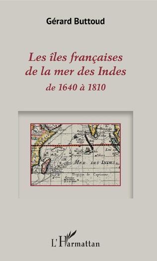 Couverture Les îles françaises de la mer des Indes