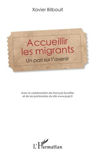 Couverture Accueillir les migrants