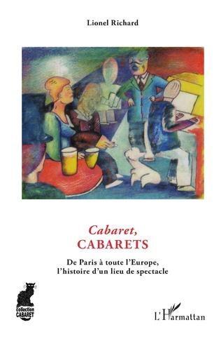 Couverture Cabaret, cabarets