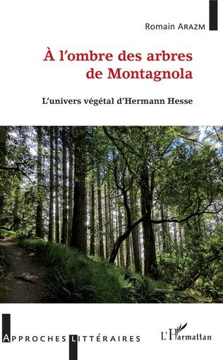 Couverture À l'ombre des arbres de Montagnola