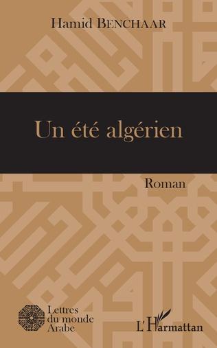 Couverture Un été algérien