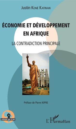 Couverture Economie et développement en Afrique